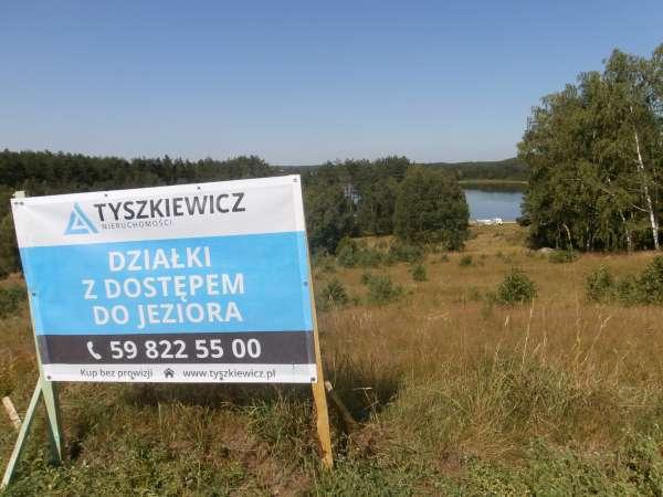 Działka rekreacyjna na sprzedaż, Łąkie