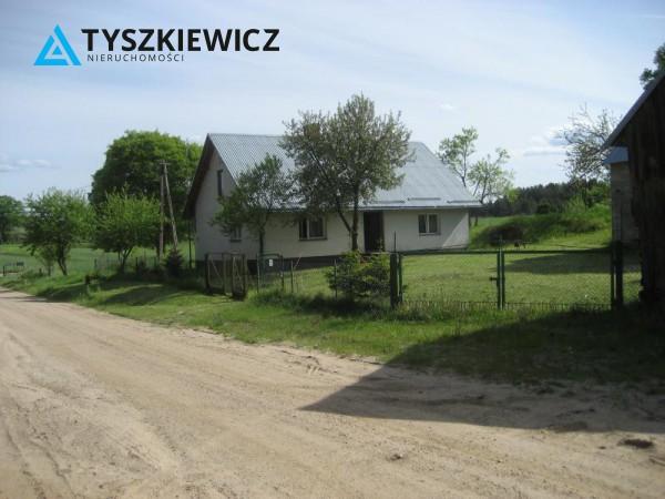 Działka siedliskowa na sprzedaż, Lipusz