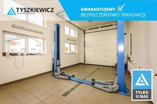 Warsztat na sprzedaż, Kosakowo