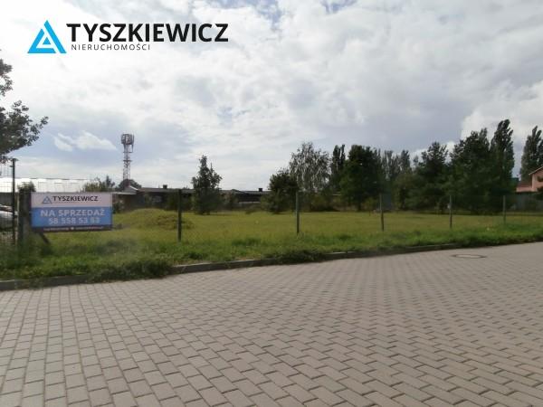 Działka pod bud. 1-rodz. na sprzedaż, Pruszcz Gdański