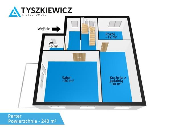 Zdjęcie 13 oferty TY259078 Gdańsk Osowa, ul. Feniksa