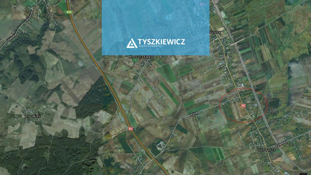 Zdjęcie 5 oferty 8766 Różyny, ul. Leśna