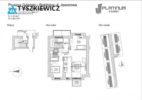 Zdjęcie 3 oferty TY768123 Rokitnica, ul. Jaworowa