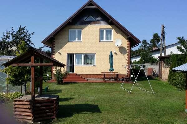 Dom wolno stojący na sprzedaż, Luzino