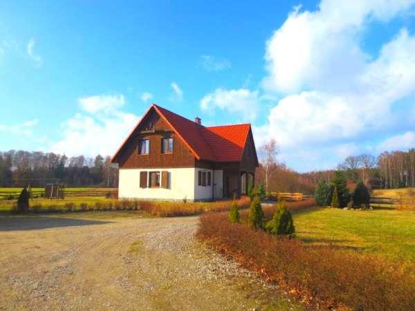 Dom wolno stojący na sprzedaż, Przechlewo