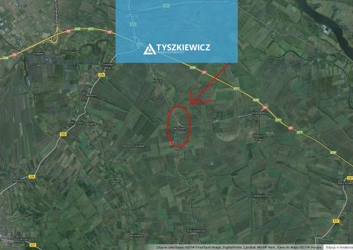 Zdjęcie 3 oferty TY063008658 Wocławy, ul. Kornela Makuszyńskiego