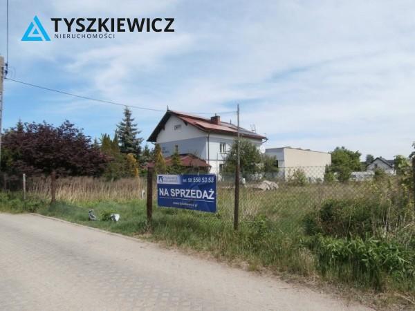 Działka usługowa na sprzedaż, Gdańsk Orunia