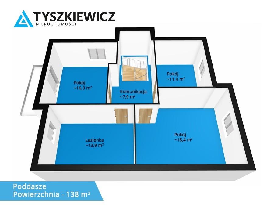 Zdjęcie 20 oferty TY468066 Gdynia Witomino-Leśniczówka, ul. Łąkowa