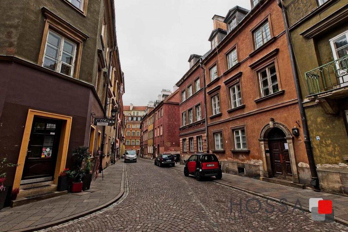 Warszawa Krzywe Koło Stare Miasto