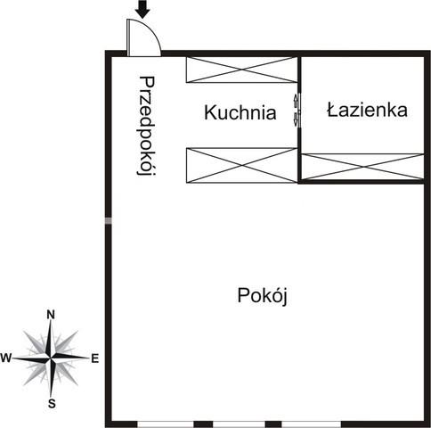 Gdańsk Śródmieście Głęboka