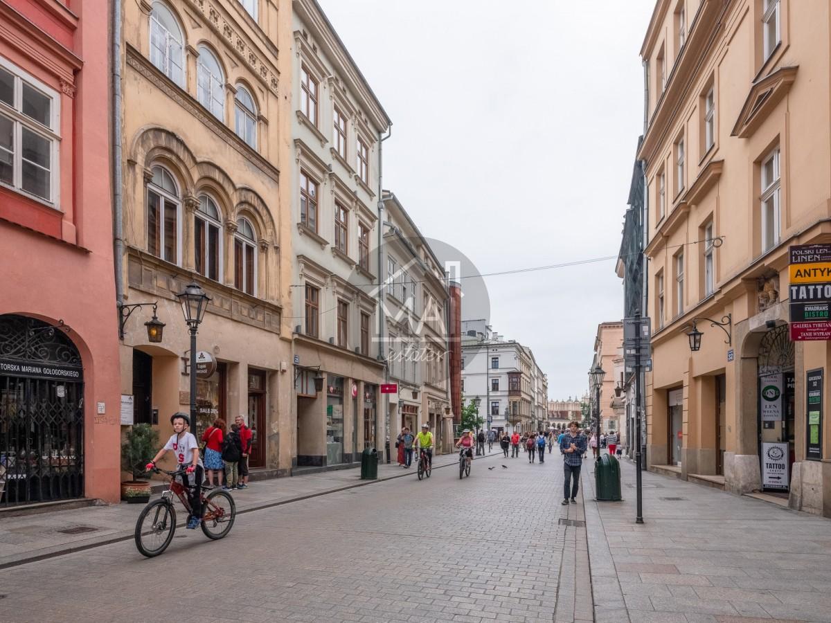 Kraków Stare Miasto Grodzka