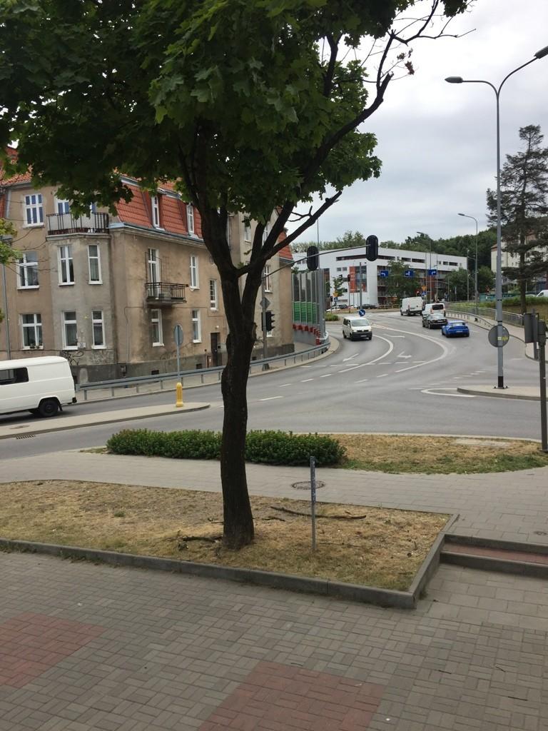 Gdańsk Wrzeszcz Górny Juliusza Słowackiego