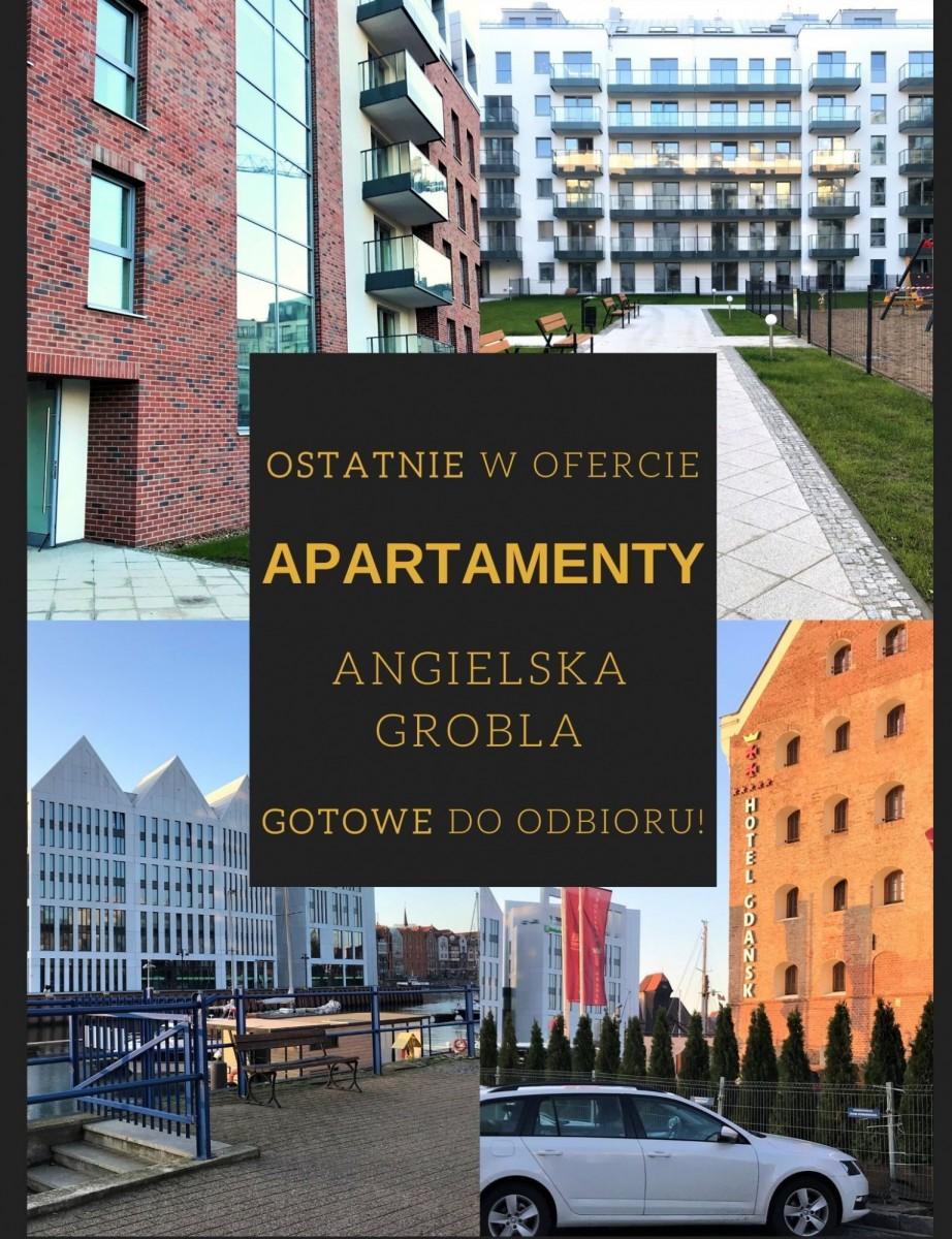 Gdańsk Stare Miasto św. Barbary