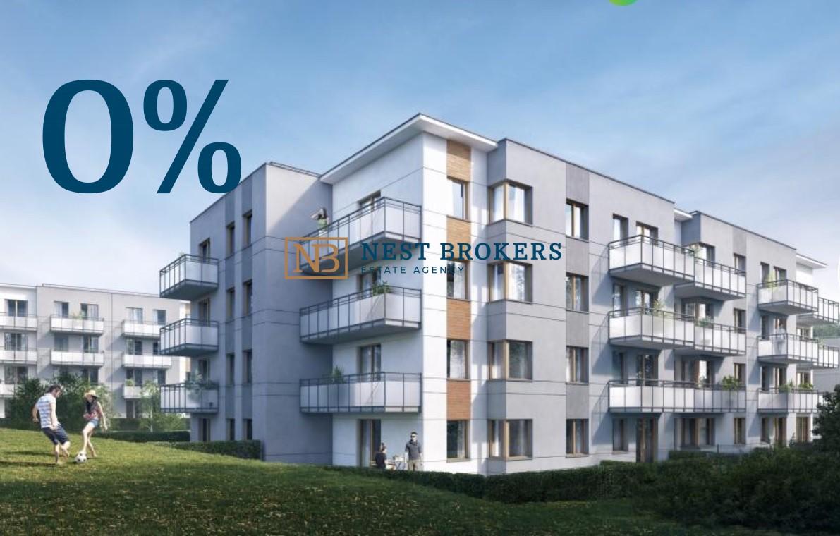 Zupełnie nowe Mieszkanie na sprzedaż   Kraków Ruczaj KQ95