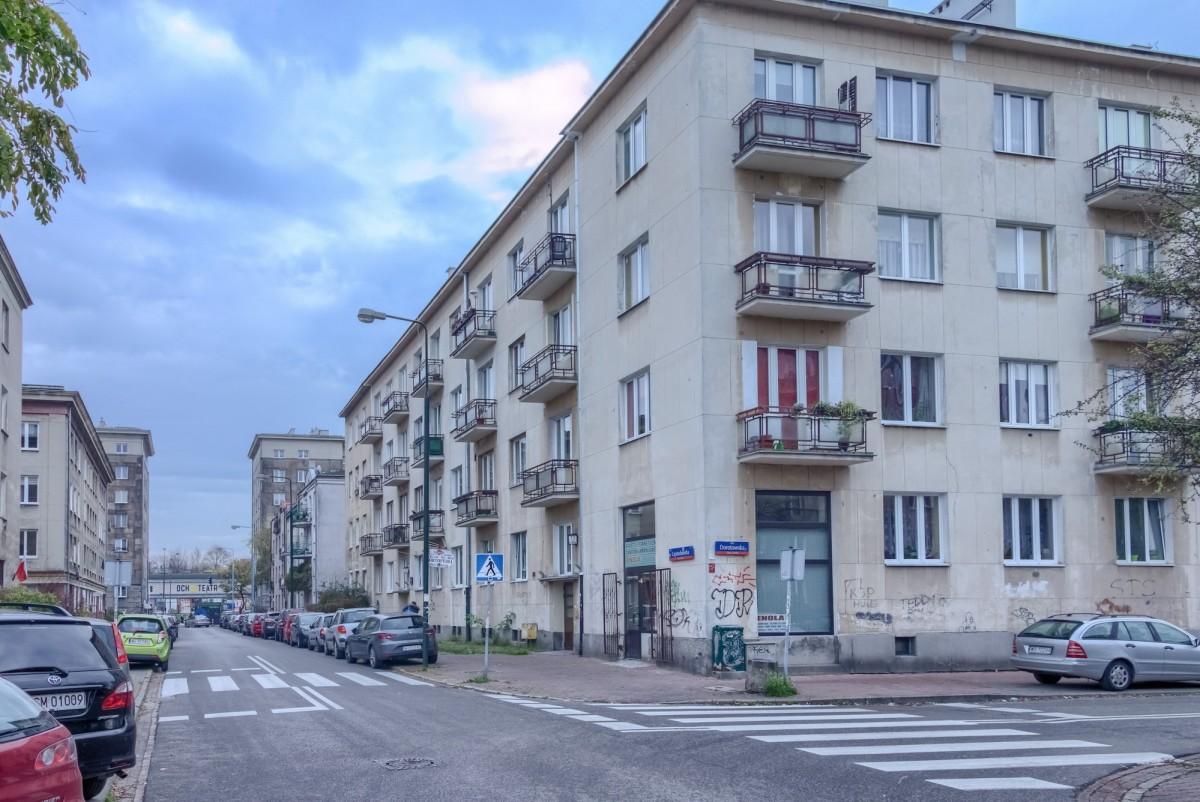 Warszawa Ochota Stara Ochota Częstochowska