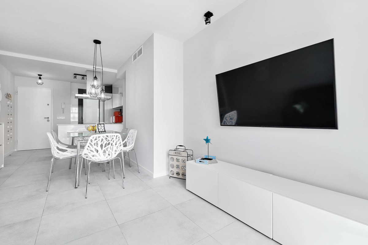 Wspaniały apartament w Mil Palmeras
