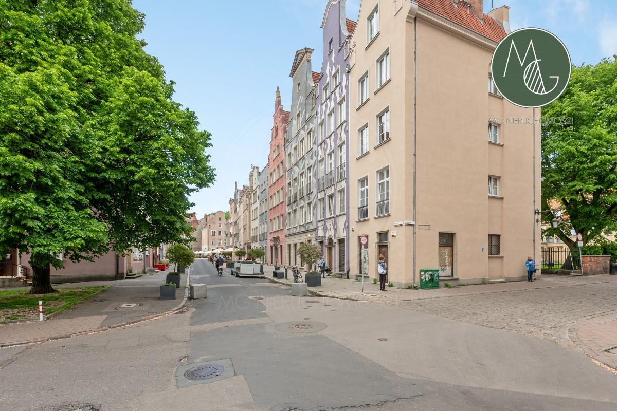 Gdańsk Stare Miasto Ogarna