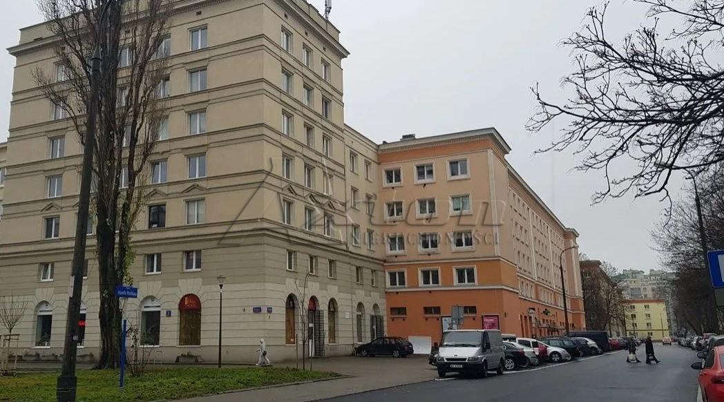 Warszawa Wola Muranów Smocza