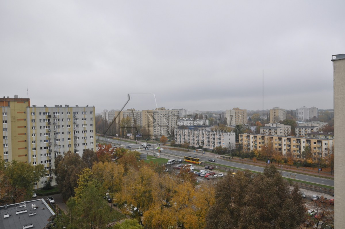 Warszawa Bielany Władysława Broniewskiego