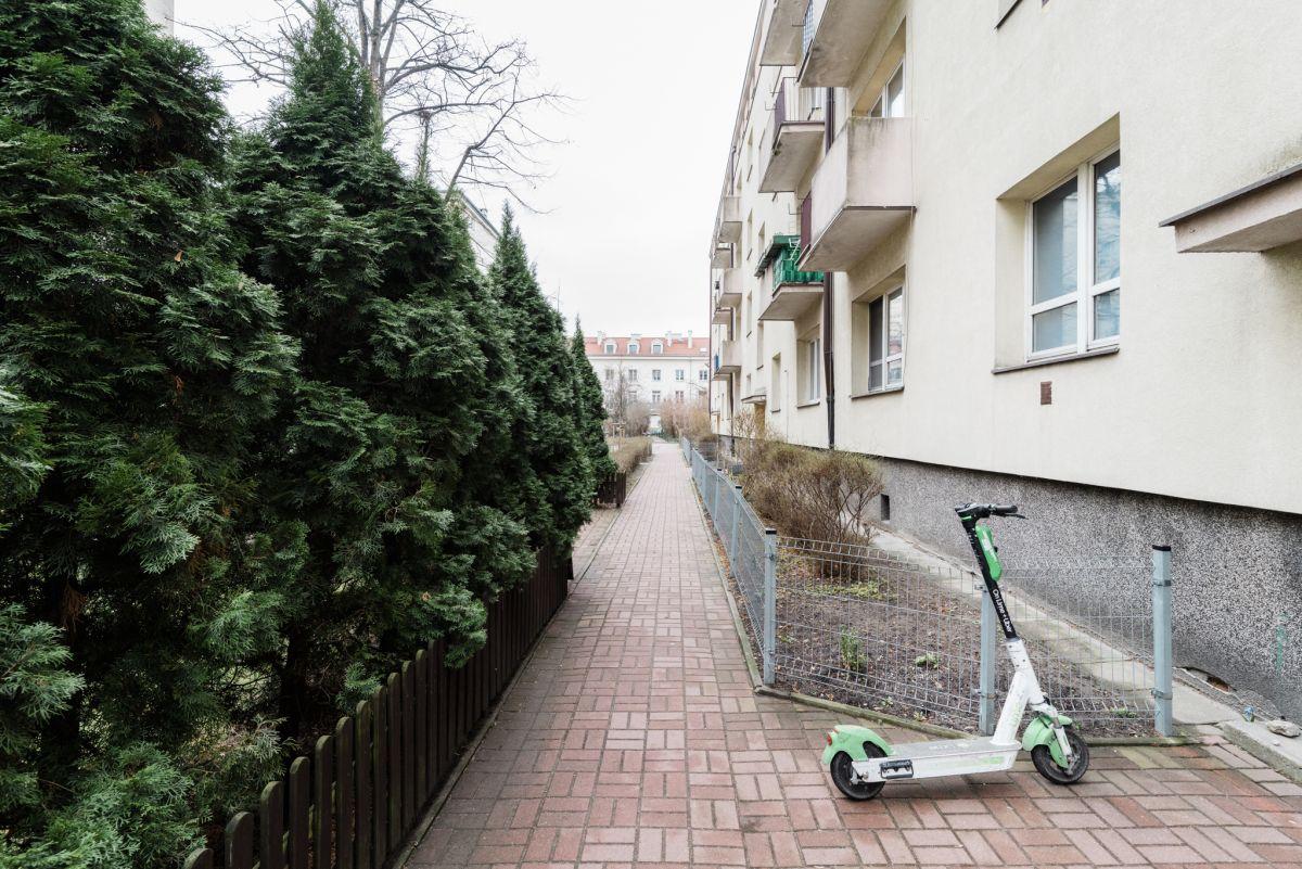Warszawa Orla Śródmieście