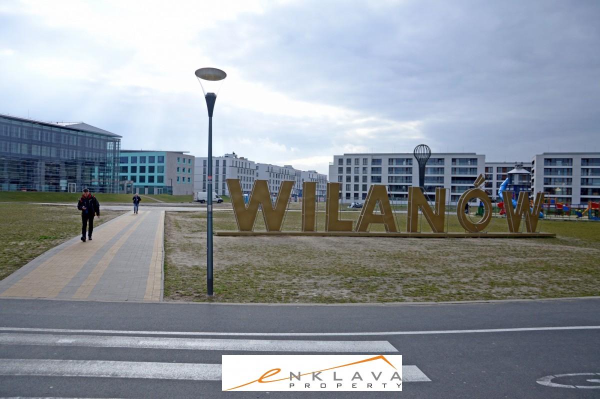 Warszawa Wilanów Krzysztofa Kieślowskiego