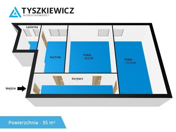 Mieszkanie na sprzedaż TY699734