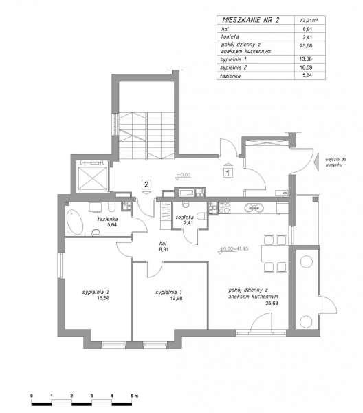 Mieszkanie na sprzedaż TY462809