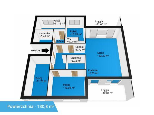 Mieszkanie na sprzedaż TY977655