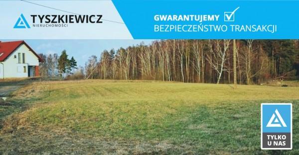 Działka pod bud. 1-rodz. na sprzedaż TY064615