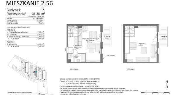 Mieszkanie na sprzedaż TY708560