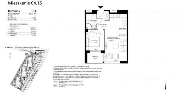 Mieszkanie na sprzedaż TY189566