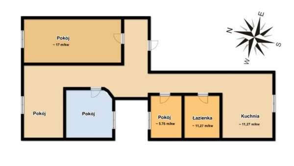 Mieszkanie na sprzedaż TY067178
