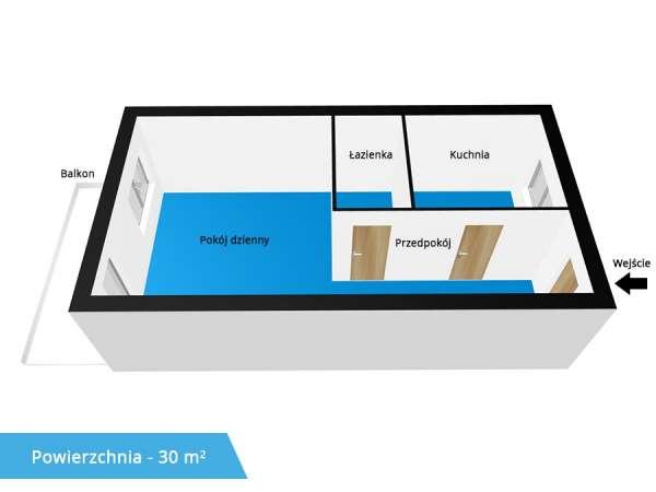 Mieszkanie na sprzedaż TY910893