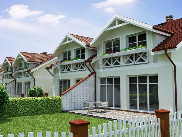 Dom bliźniak na sprzedaż TY447805