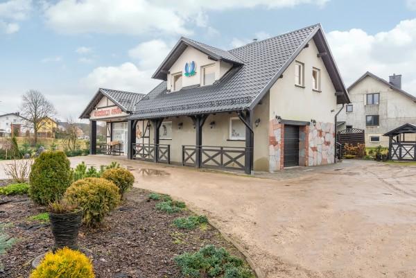 Dom wolnostojący na sprzedaż TY253268