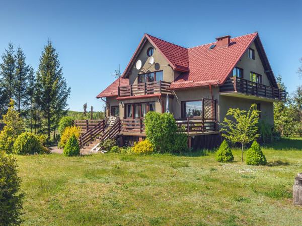 Dom wolnostojący na sprzedaż TY900070