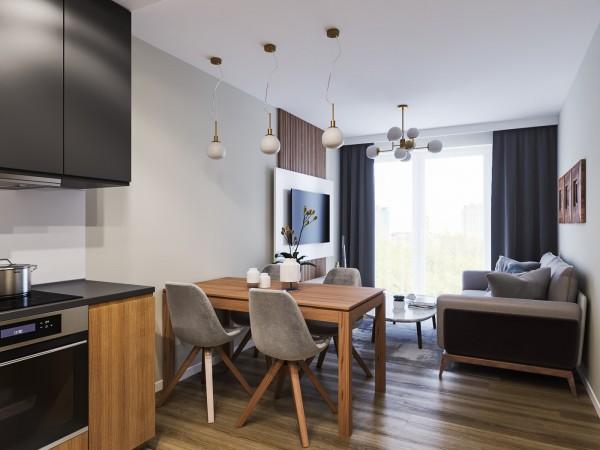 Mieszkanie na sprzedaż 21483