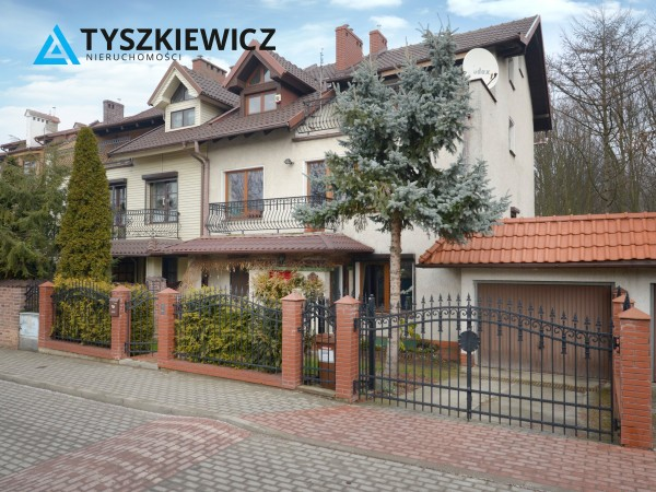 Dom bliźniak na sprzedaż, Gdynia Mały Kack