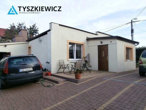 Dom wolno stojący na sprzedaż, Łęgowo