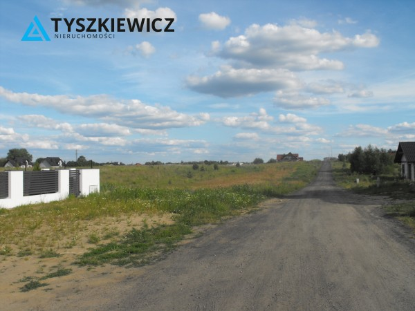 Działka pod bud. 1-rodz. na sprzedaż TY682169