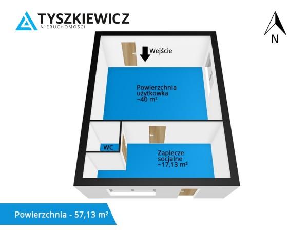 Lokal handlowy, sklep na sprzedaż, Pruszcz Gdański