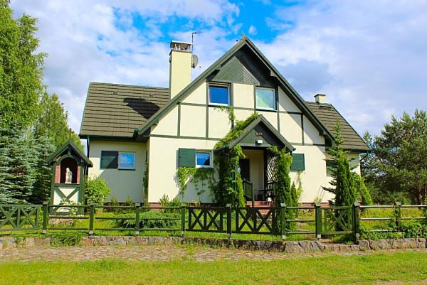 Dom wolno stojący na sprzedaż, Sominy
