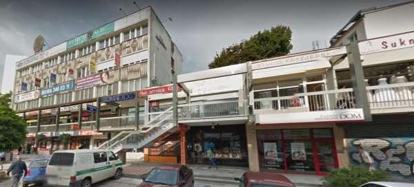 Lokal handlowy, sklep na sprzedaż TY577478