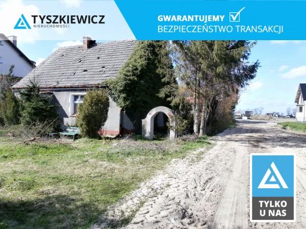 Działka pod bud. 1-rodz. na sprzedaż TY963945