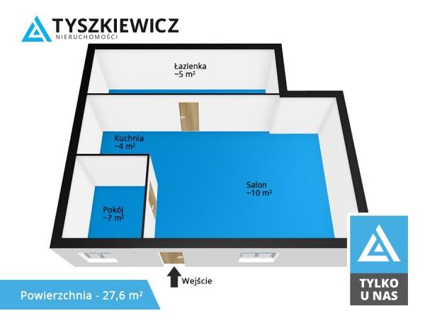 Mieszkanie na wynajem TY242915