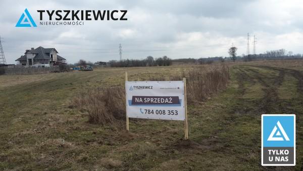 Działka siedliskowa na sprzedaż TY453068