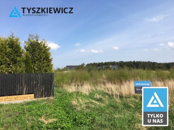 Działka pod bud. 1-rodz. na sprzedaż TY580933
