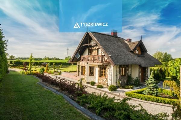 Dom wolnostojący na sprzedaż TY546321