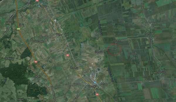 Działka siedliskowa na sprzedaż, Ostrowite