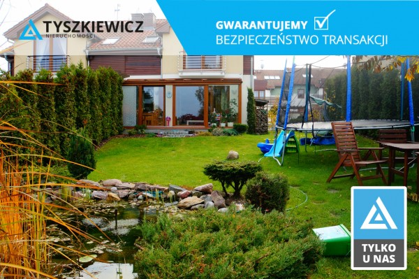Dom bliźniak na sprzedaż, Gdańsk Matemblewo